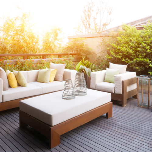 Outdoor Spaces: Creating a Cozy Patio