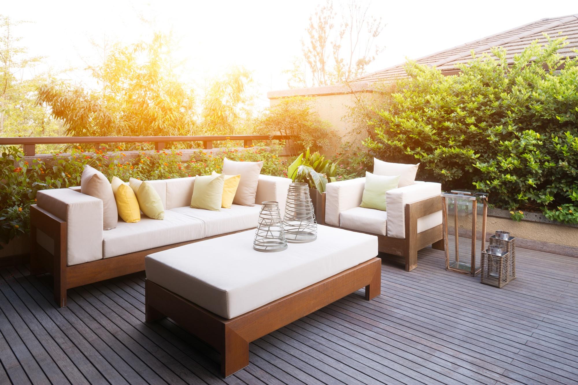 Outdoor Spaces: Creating a Cozy Patio
