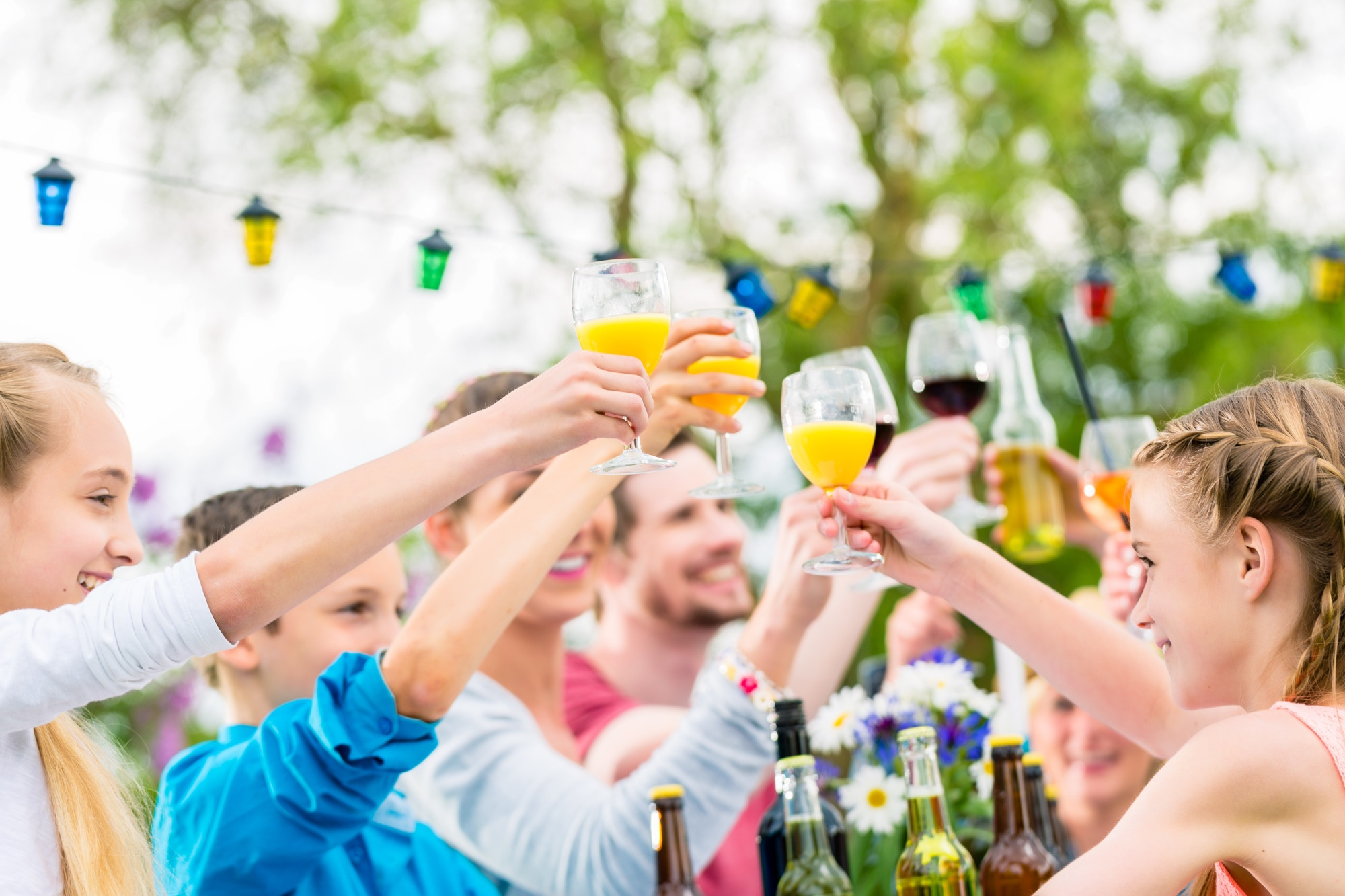 3 Spring Party Ideas for Adults