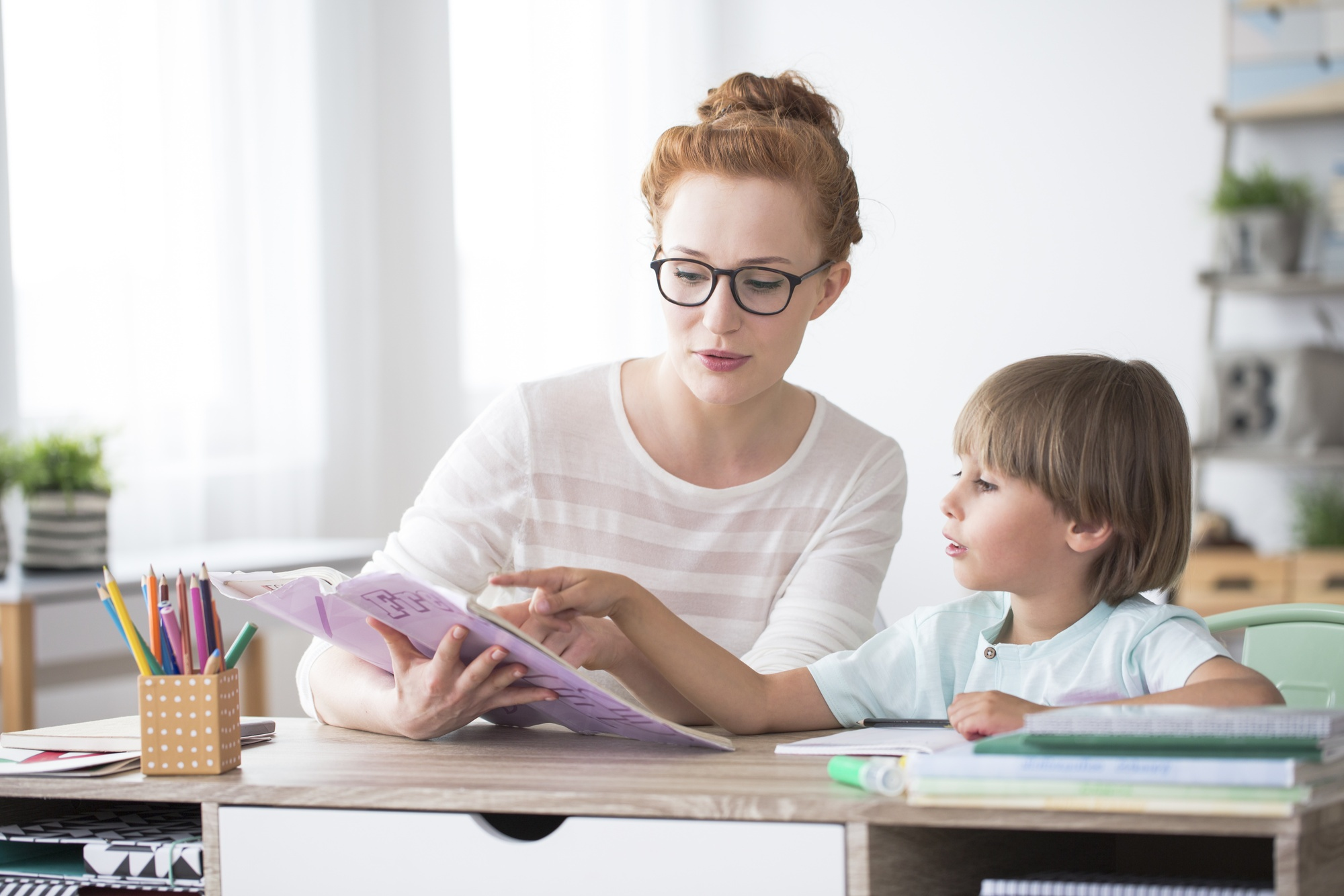 5 Big Benefits of Tutoring Your Child