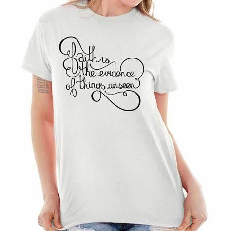 Are Shirts With Cute Sayings The New Black?