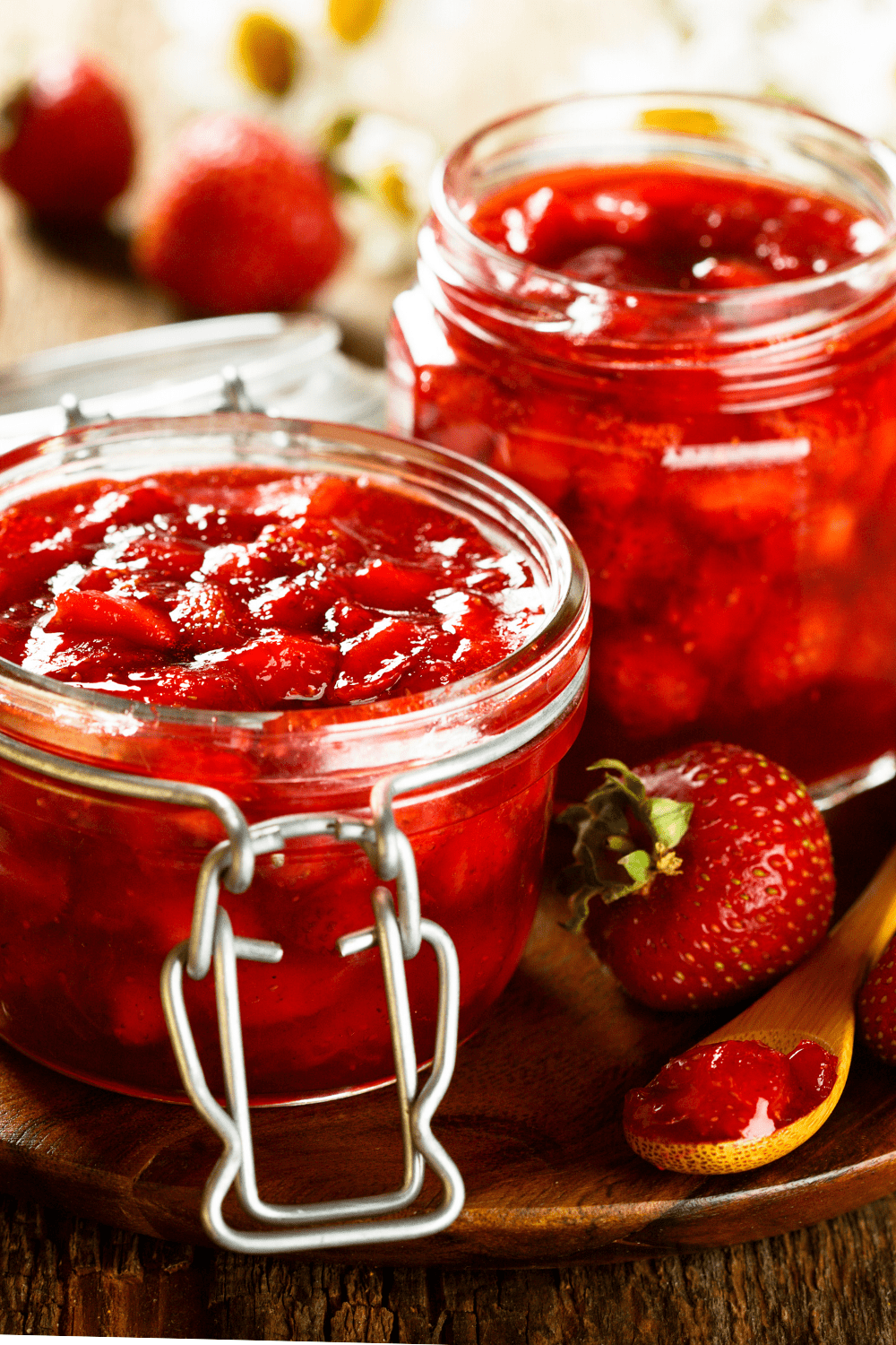 Pandemic Strawberry Jam Recipe