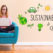 Lighten Your Footprint- 5 Ways to Stay Eco-Conscious at Home