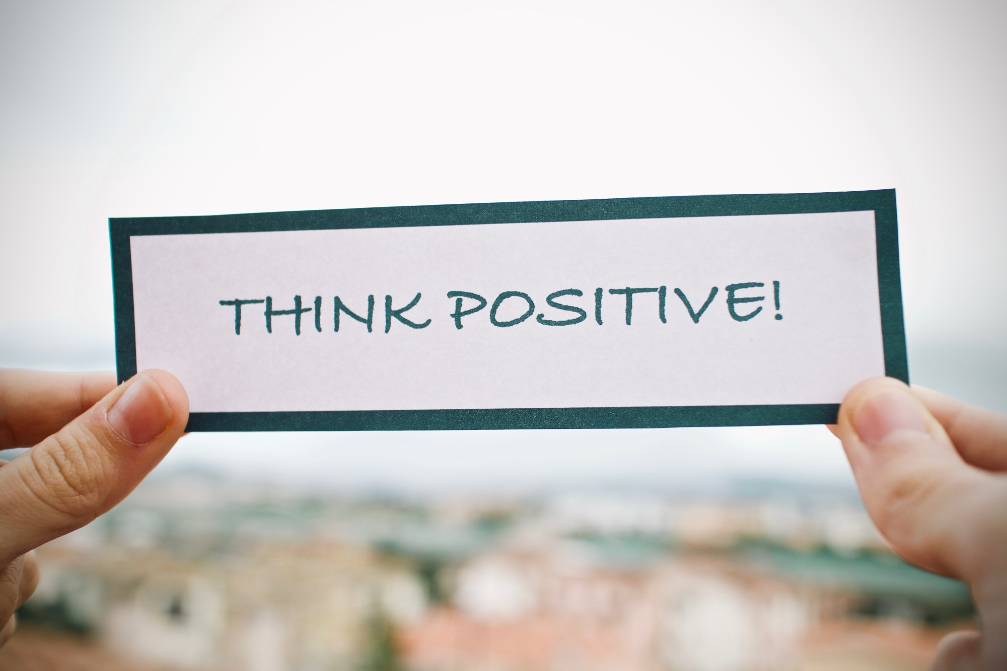 How to Think Good Thoughts: 5 Tips for Changing Your Mindset