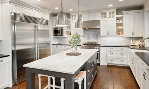 Good Eating: 5 Great Kitchen Redecoration Tips