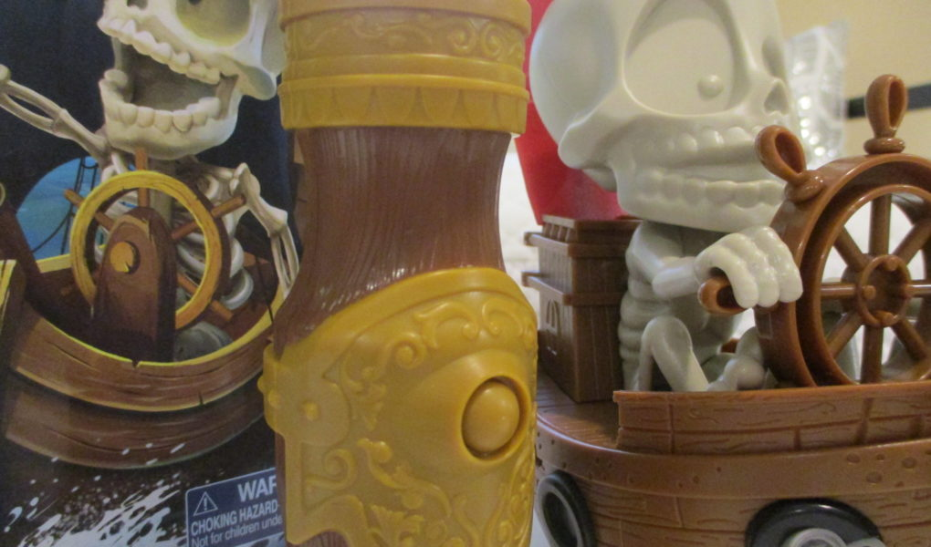 5 Will Win Johnny The Skull Pirate's Cove Game Giveaway