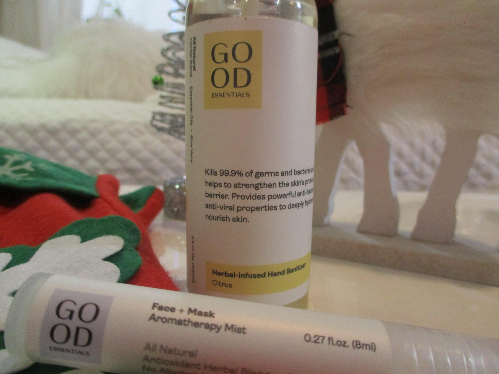 Good Essentials Stocking Stuffers Kills Germs