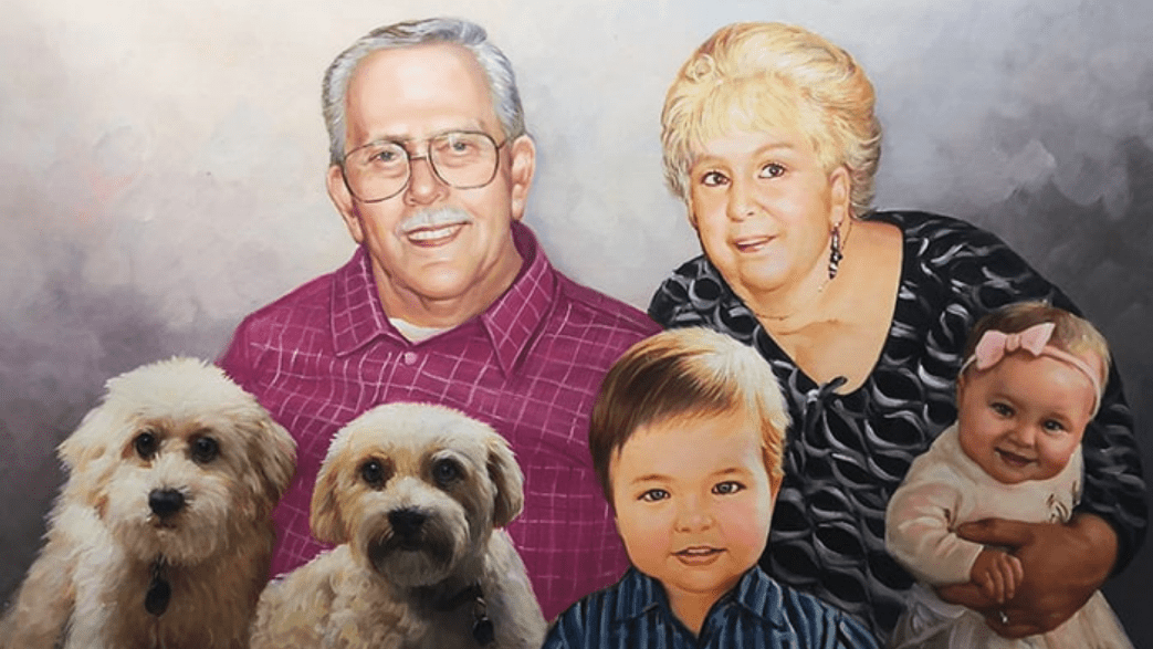 7 Benefits of Gifting A Portrait to Your Loved Ones
