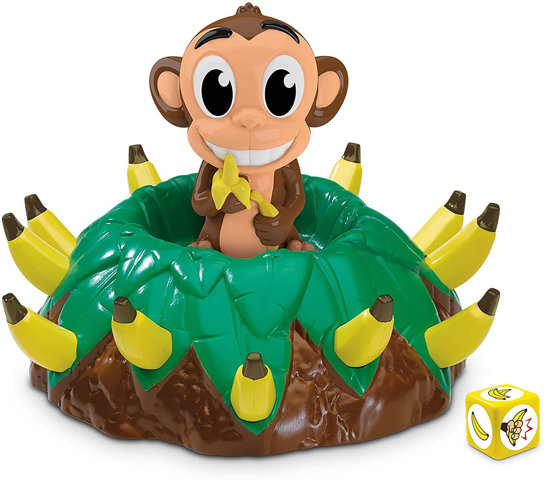 Banana Blast Game For Kids