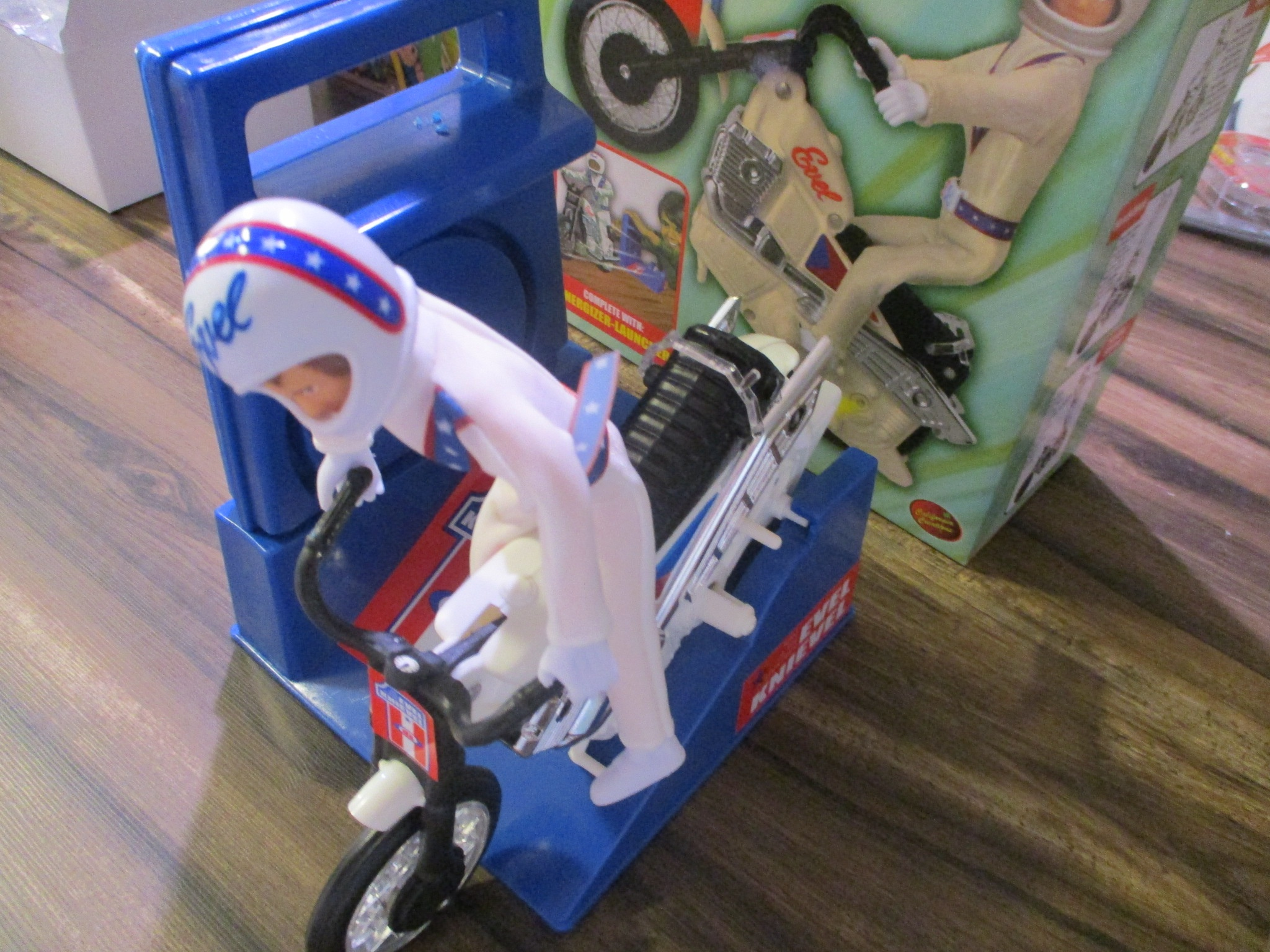 Evel Knievel Greatest Action Toy