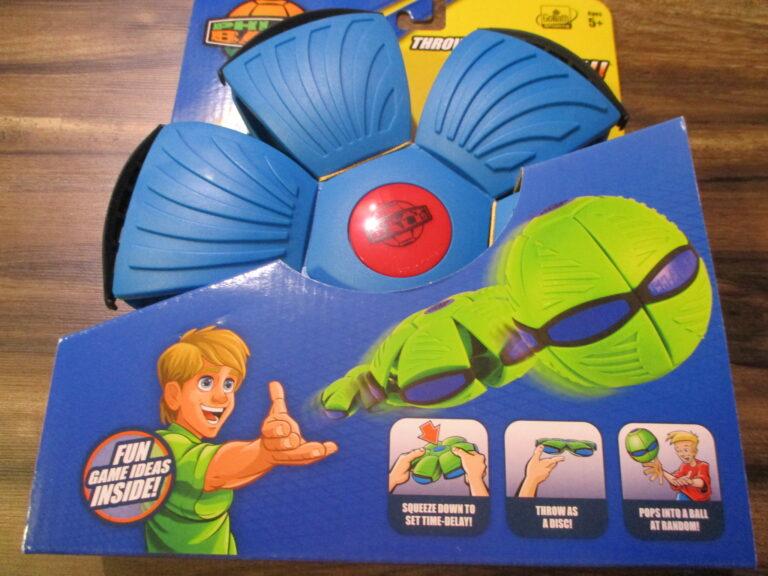 Phlat Ball It's a Disc It's a Ball
