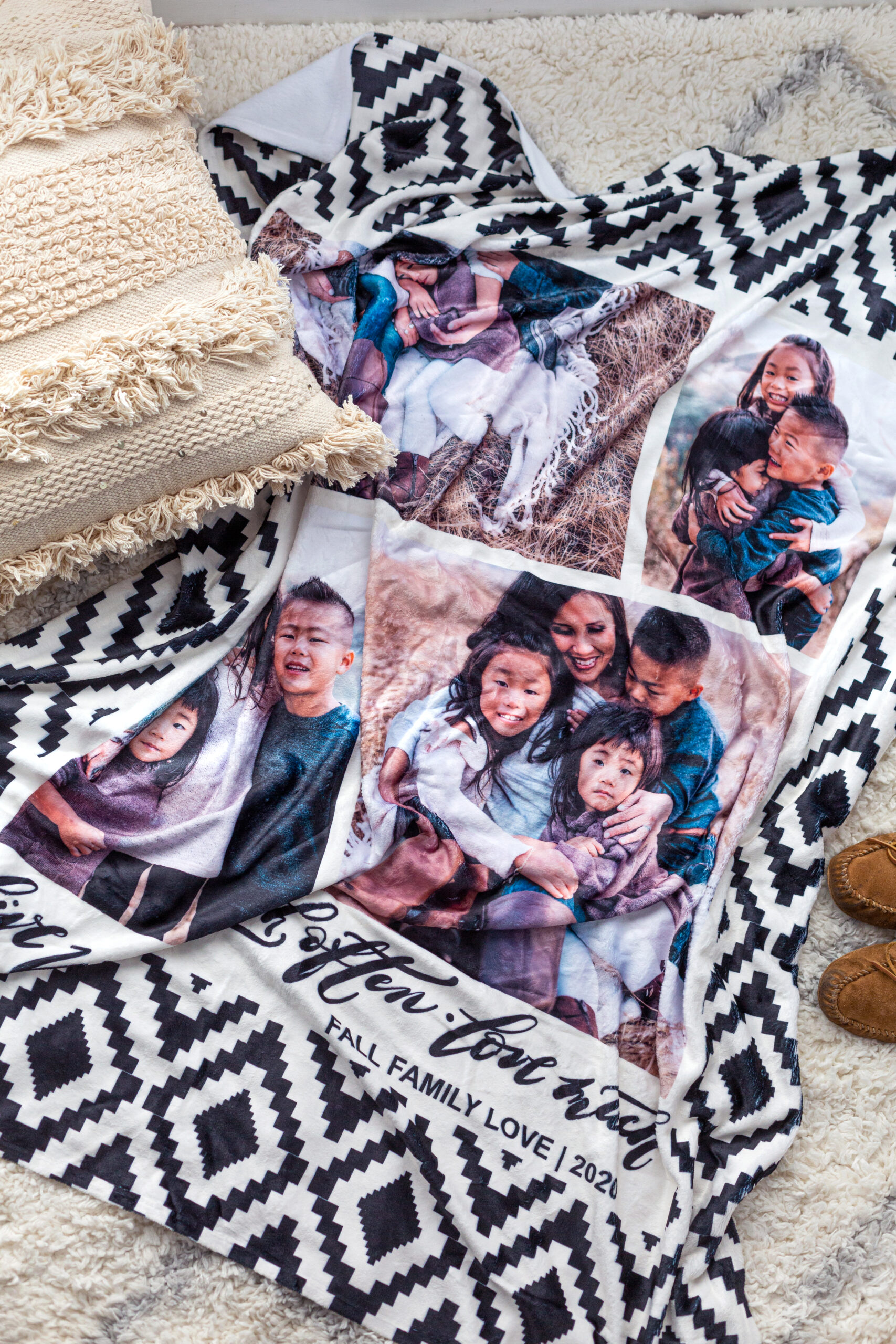 Photo blankets and gifts for everyone