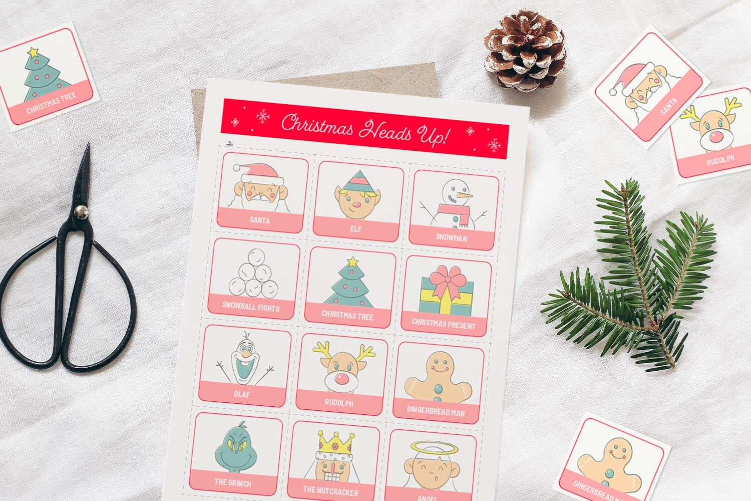 Christmas Games to Play With Friends and Family