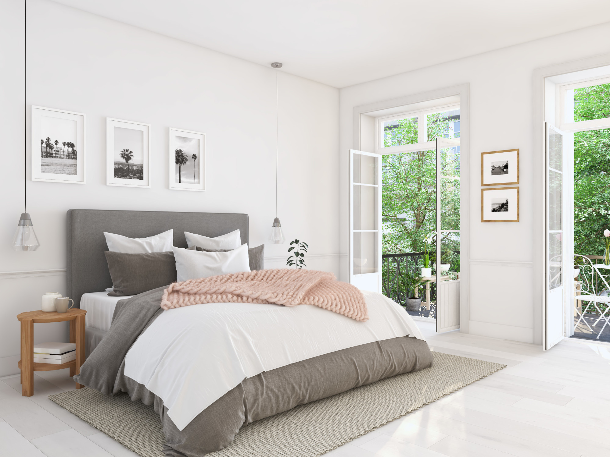 4 Awesome Ideas to Design the Perfect Bedroom