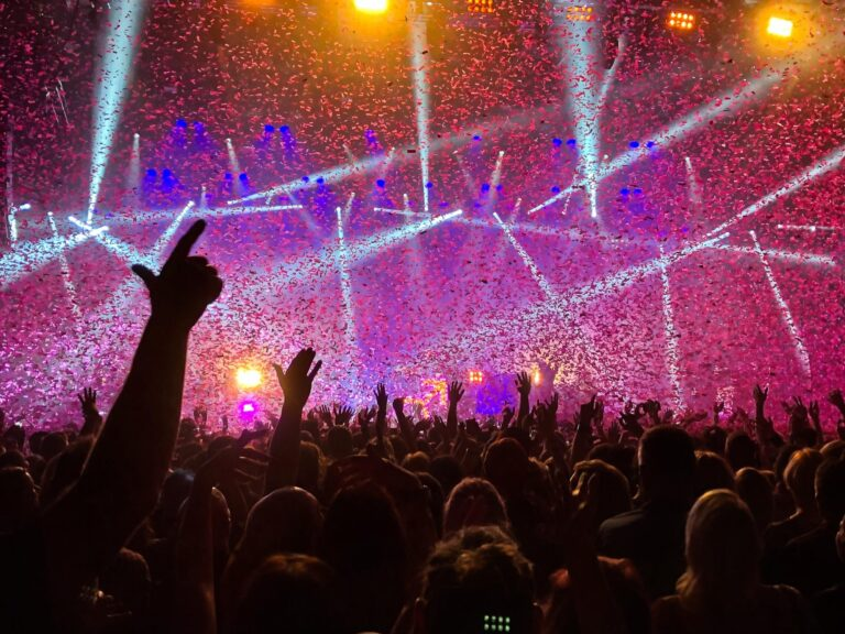 Event Effects - 5 Methods For Creating Stunning Visual Effects At A Concert