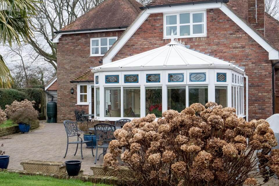 Enjoying the Benefit of Sunlight without Overexposure on Your Conservatory