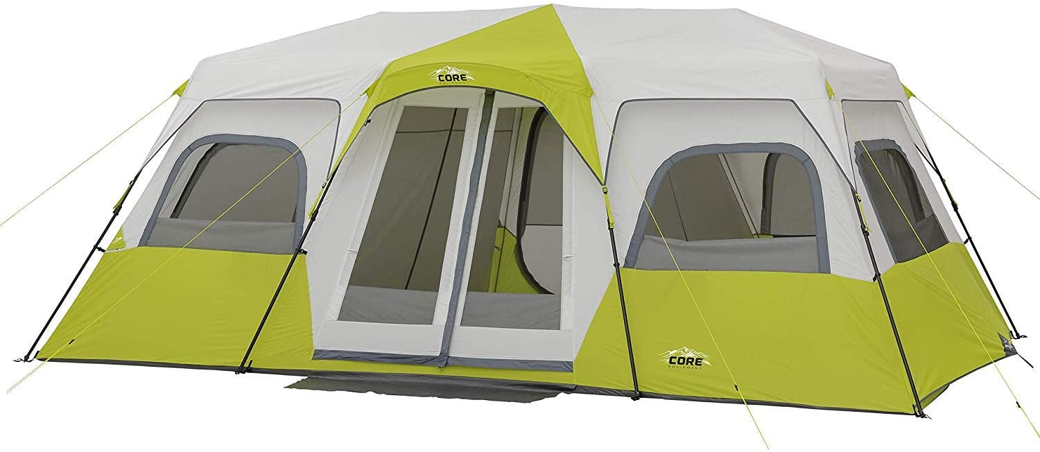 These Family Camping Glamping Tents Are Divine