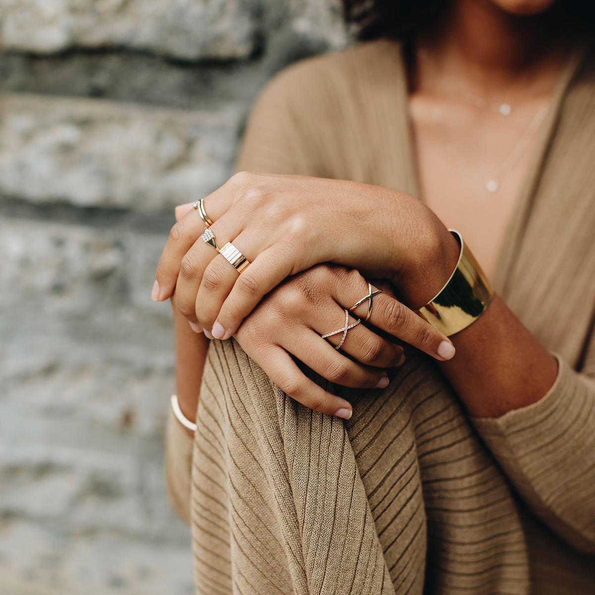AUrate New York Jewelry Bridal Birthday Anniversary