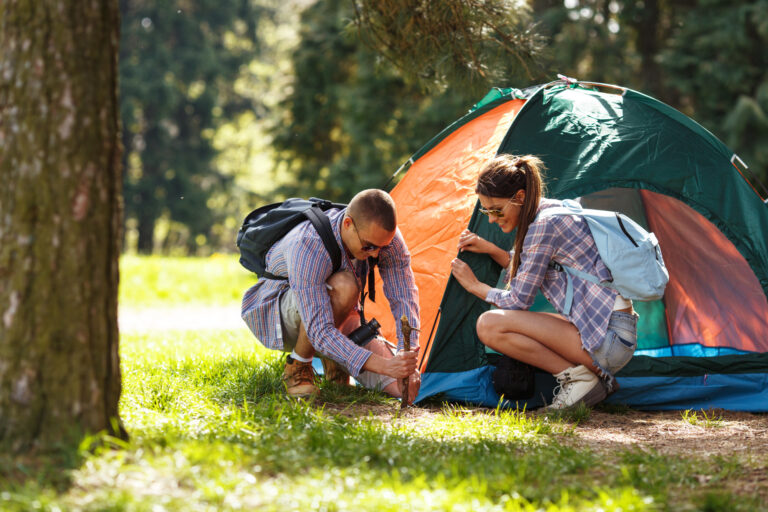 How to Plan a Camping Trip in 5 Easy Steps