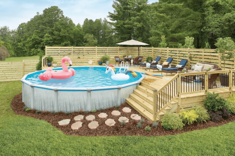 A Beginner's Guide to Above Ground Pool Supplies