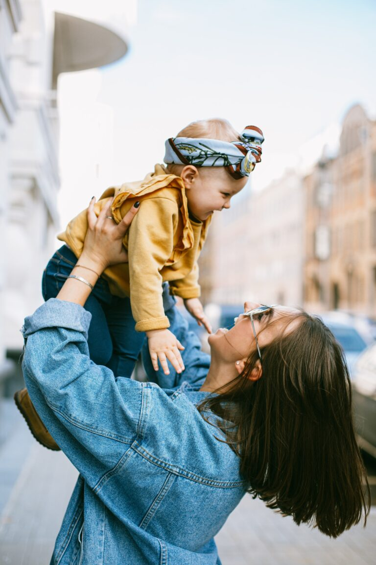 How Being Healthy Will Make You A Happier Mom