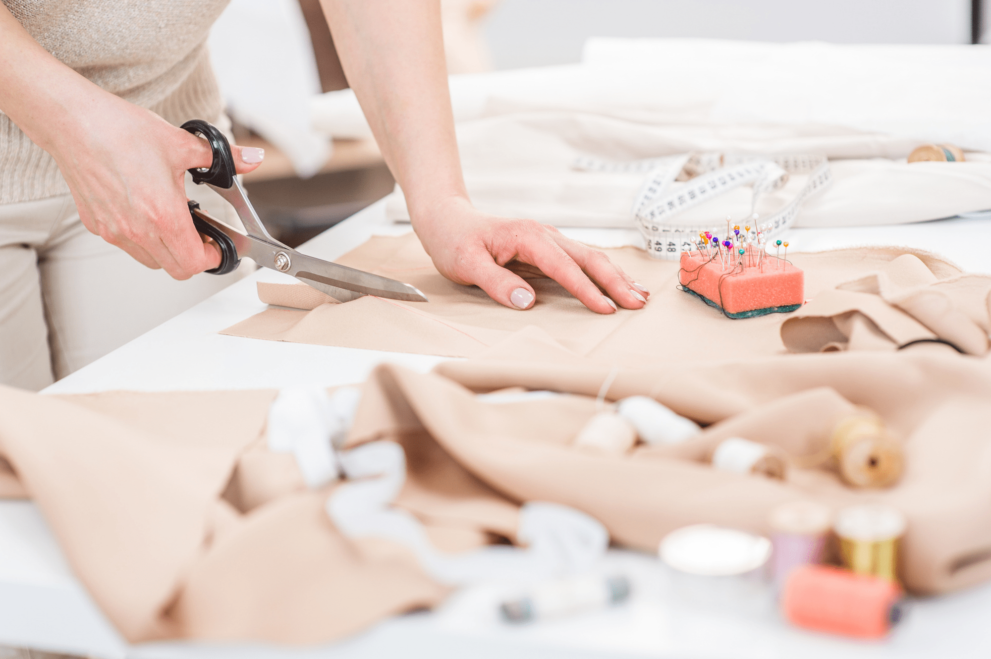 A Beginner's Guide to Sewing Your Own Clothes