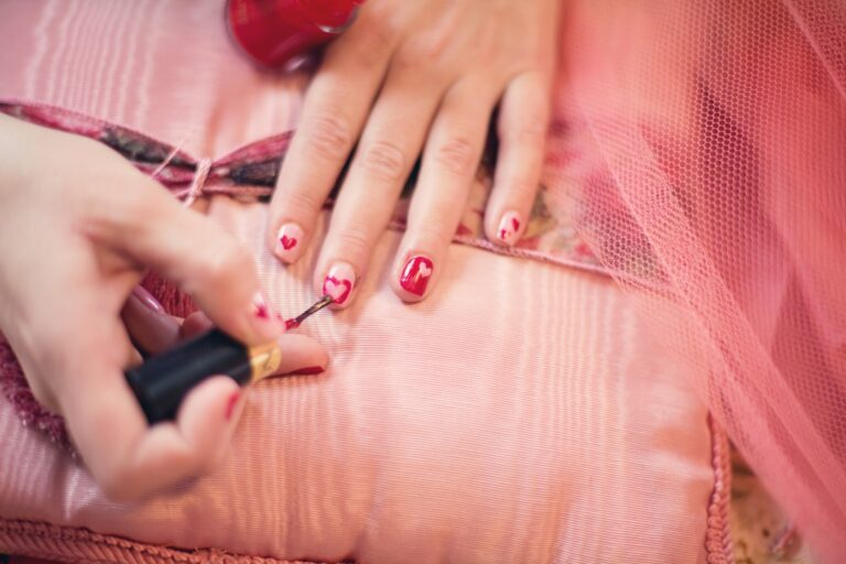 How to Paint Your Own Nails: The Basics Explained