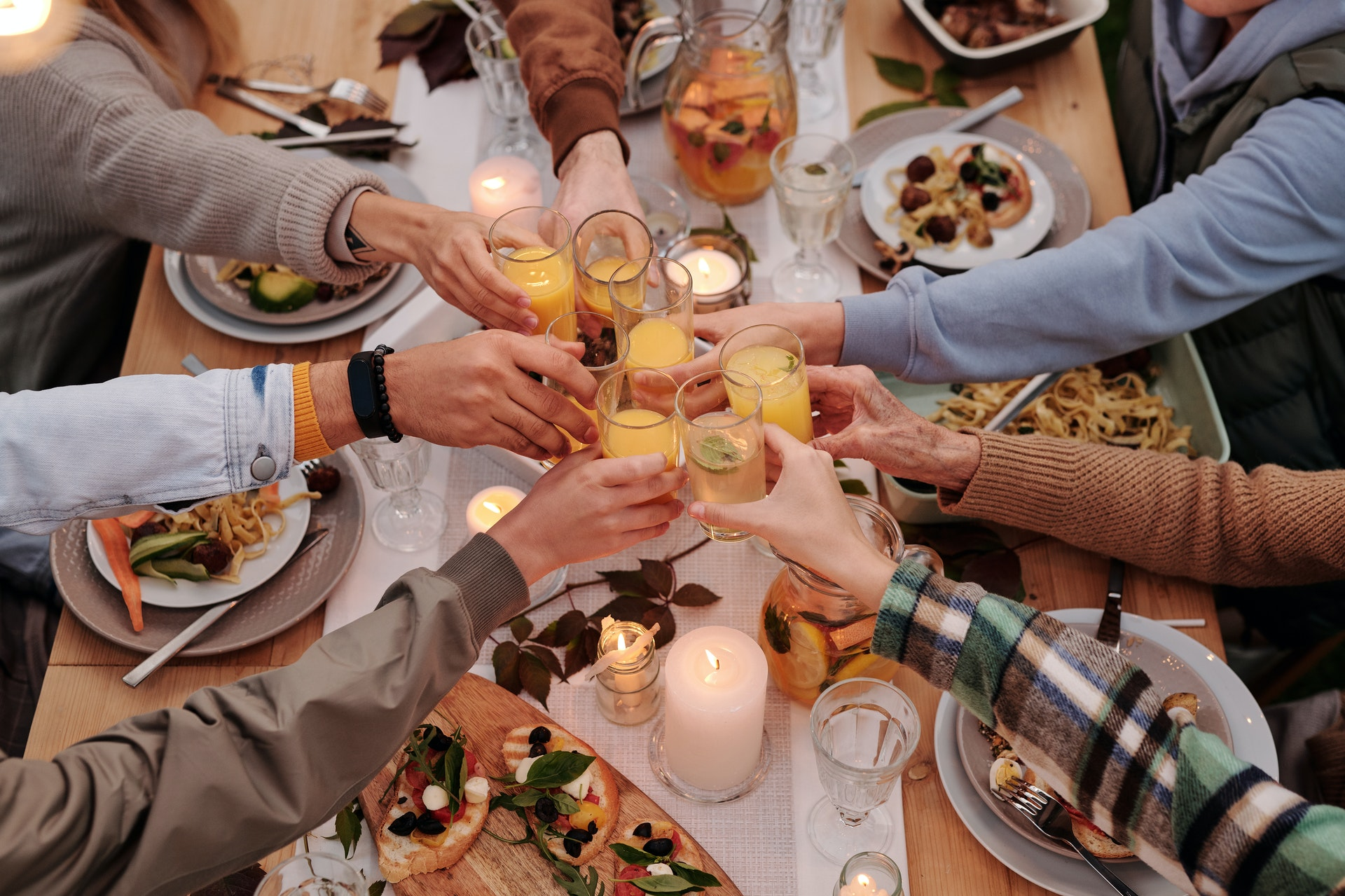 Amazing tips to use when hosting a party