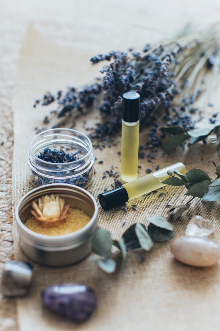 3 Easy DIY Massage Oil Recipes for Better Relaxation, Focus, And Sleep