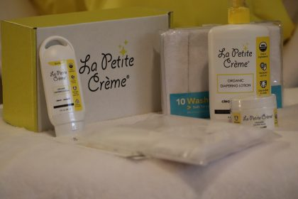 Diaper Products Replacing Wipes and Creams