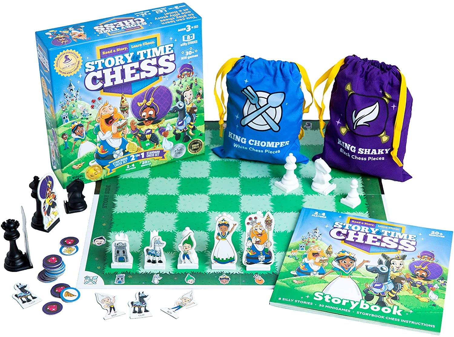 Teach Your Child How To Play Chess As Young As 3