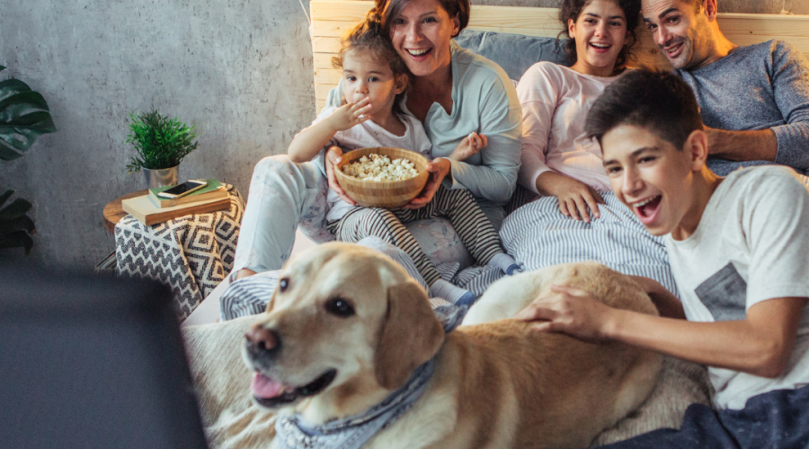 3 Ways to Take Your Family Movie Nights to the Next Level