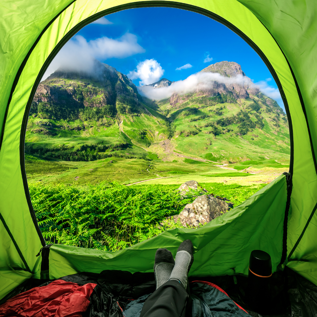 Little Tricks That Make Your Camping Trips So Much More Comfortable