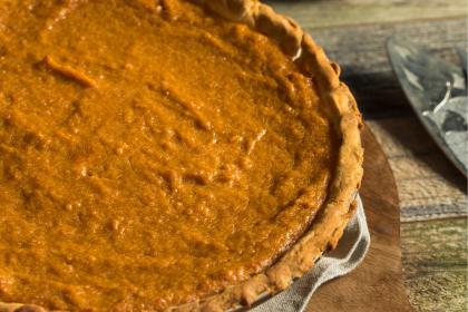 Sweet Potato Pie Thanksgiving Breakfast Recipe