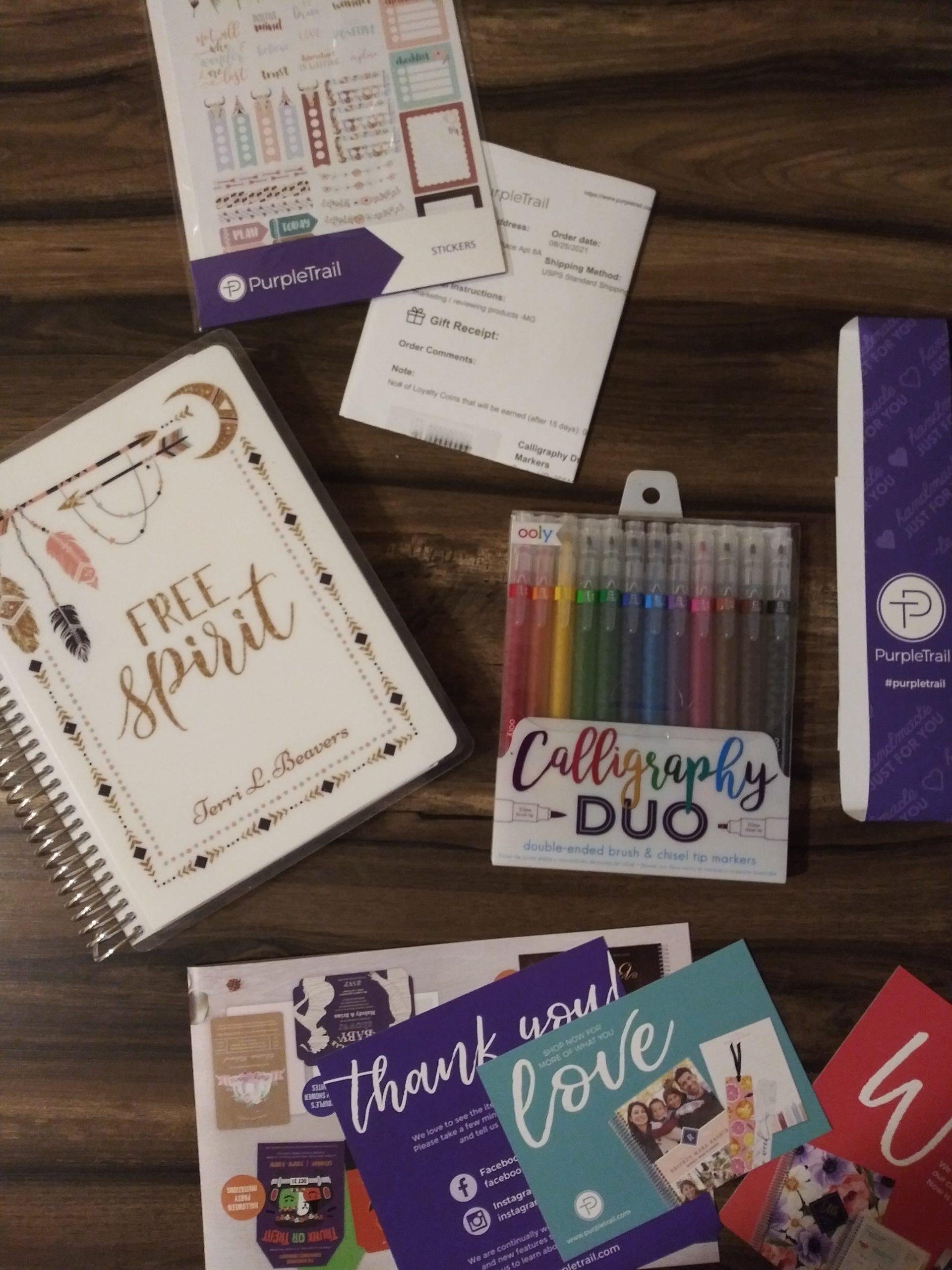 Boho Day Planner Journal