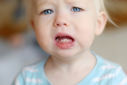 How To Deal With Fussy Children