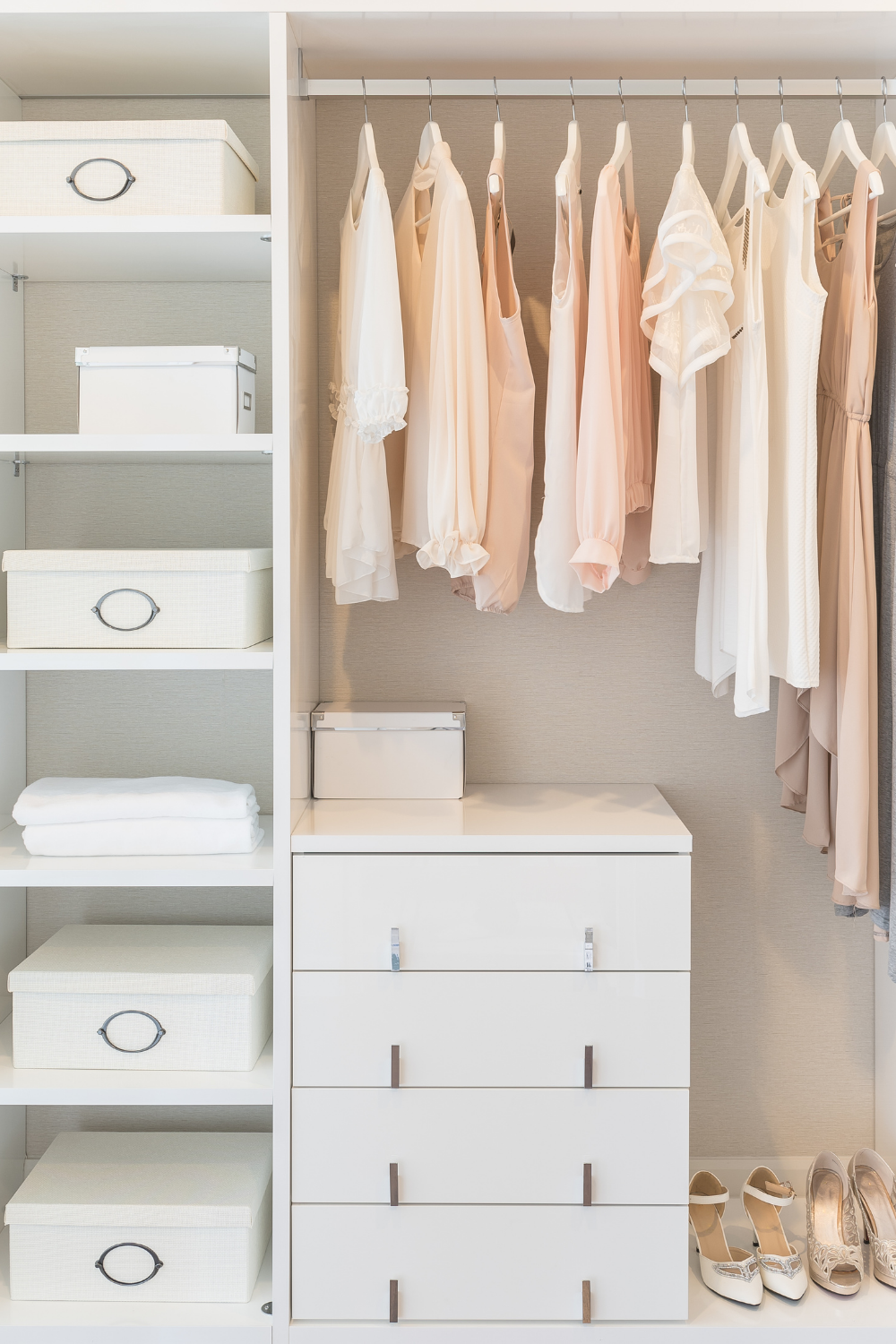 Let's Make Sure Your Closet Is Perfect