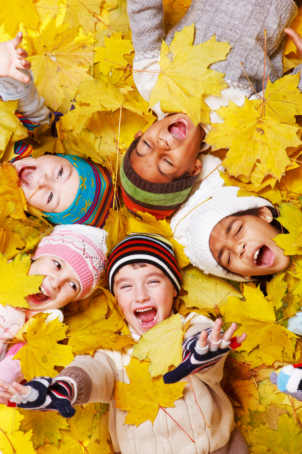 4 Key Foundations for Healthy and Happy Children
